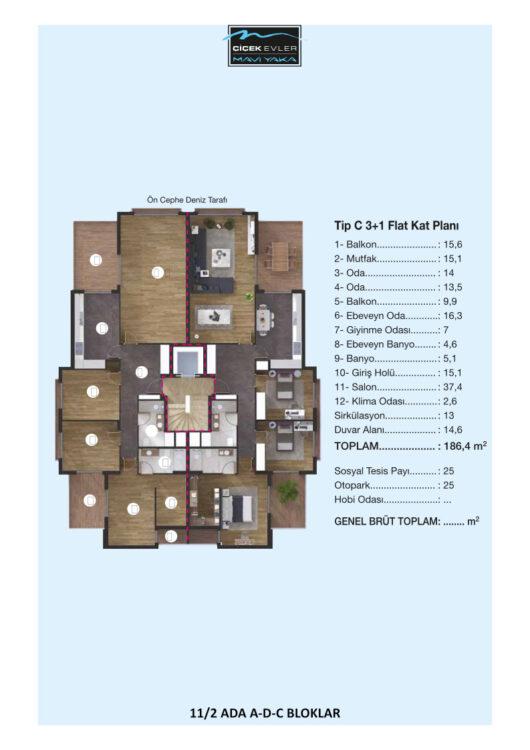5_tip-c-3-1-flat-186m2-kat-plani
